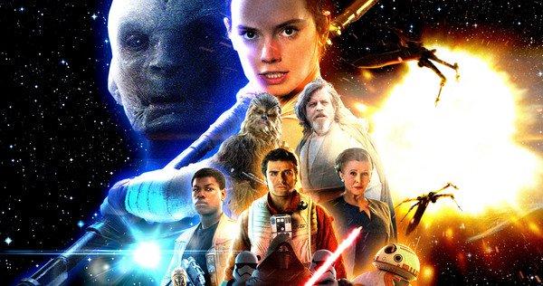 Star Wars 8 Les Derniers Jedi Institut Français Du Cameroun
